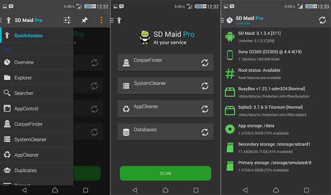 SD Maid Pro 5.0.7 Crack With Keygen Free Download 2021[Updated]